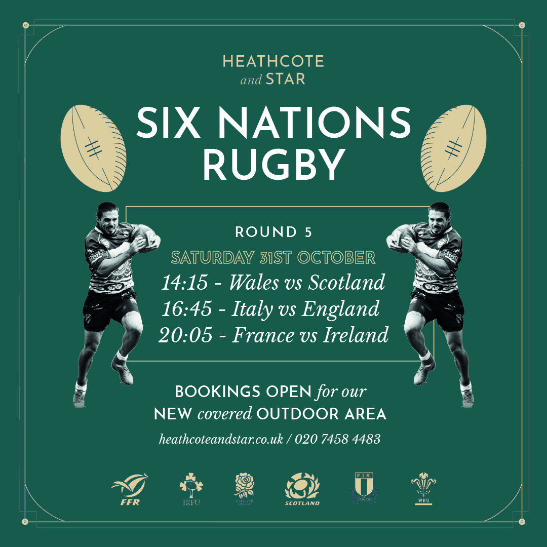 Six Nations - Super Saturday